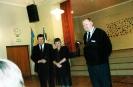 Наші колеги-партнери директор Сауезької гімназії в Естонії Яан Полуметс